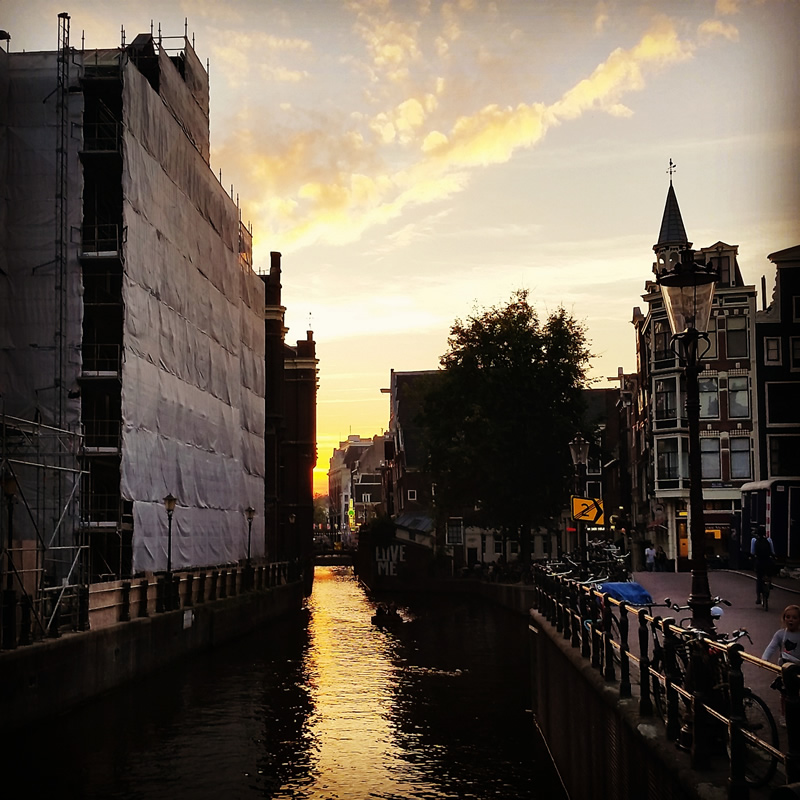 Amsterdam - Photo by MC Krispy E