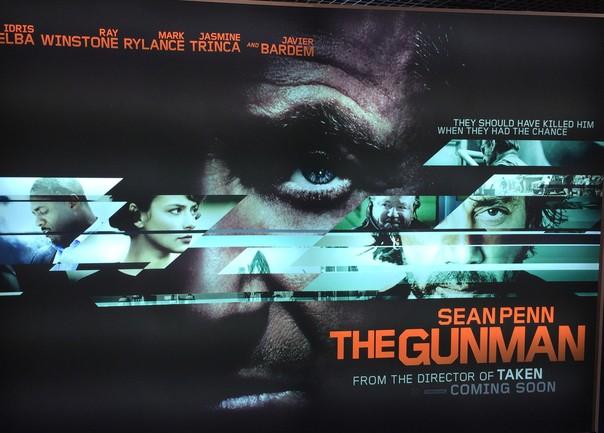 The Gunman – Preview