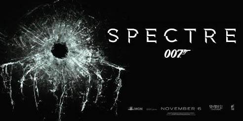 James Bond Spectre 2