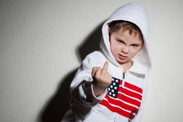 Bad Kids? Blame Bad Parenting