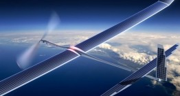 Facebook's Solar Powered Drone As Long As A Boeing 737
