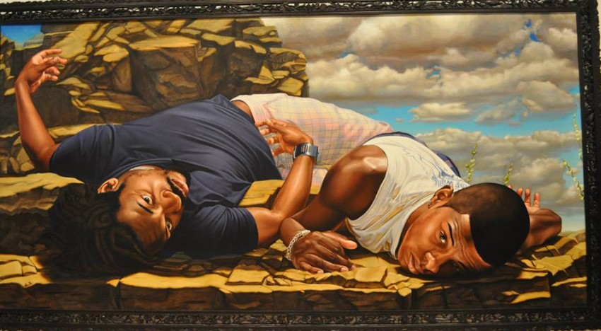 Kehinde Wiley – A New Republic
