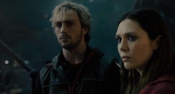 New Footage Of Scarlet Witch and Quicksilver in 'Avengers: Age Of Ultron'