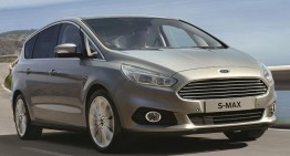 New Ford S Max Will Force You To Drive The Speed Limit