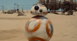 New Star Wars Droid BB-8 Showcased Live