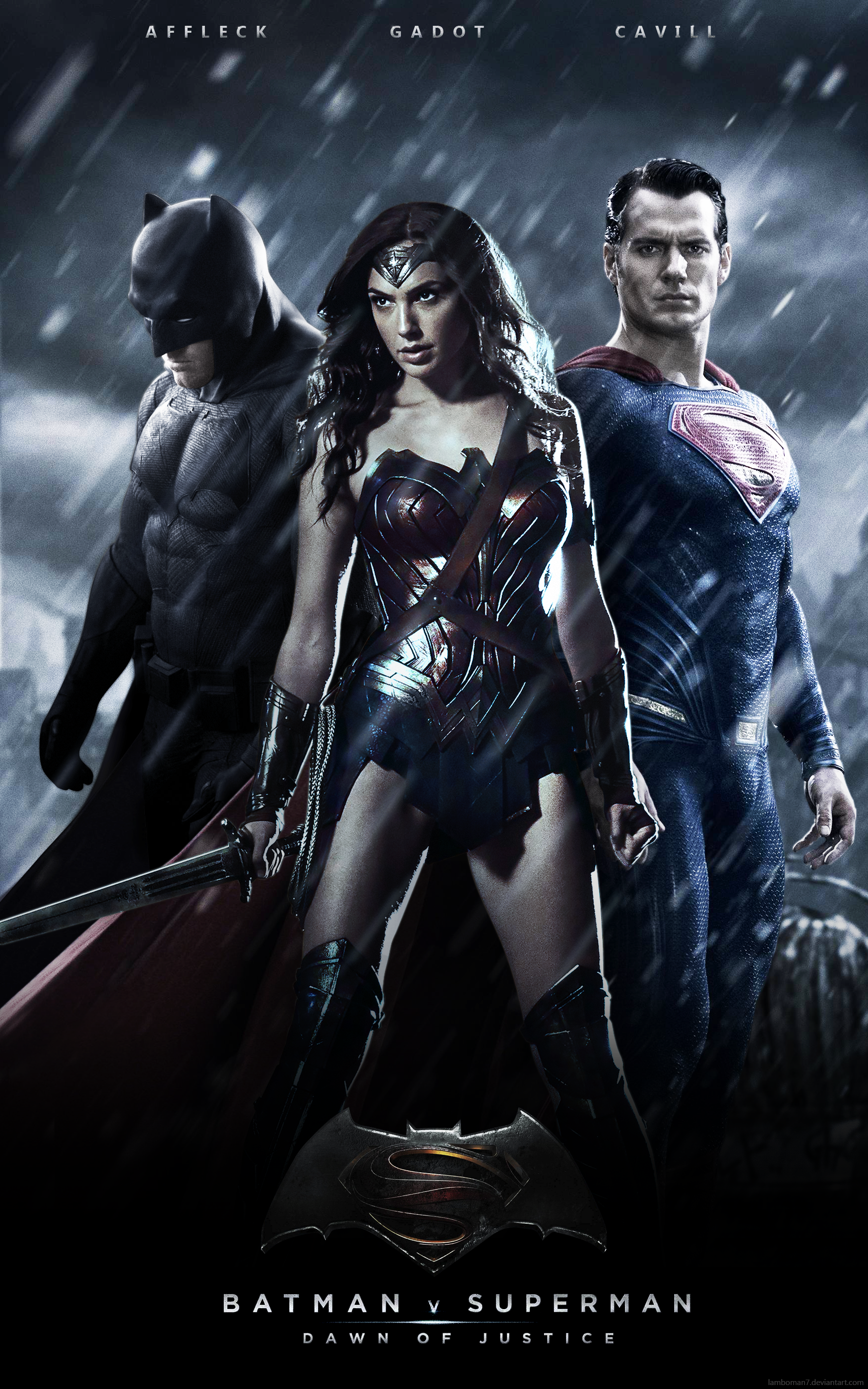 New Official Batman v Superman : Dawn Of Justice Trailer-UpdatedHip Hop NowAegyo – What the What?STARS AMONG US
