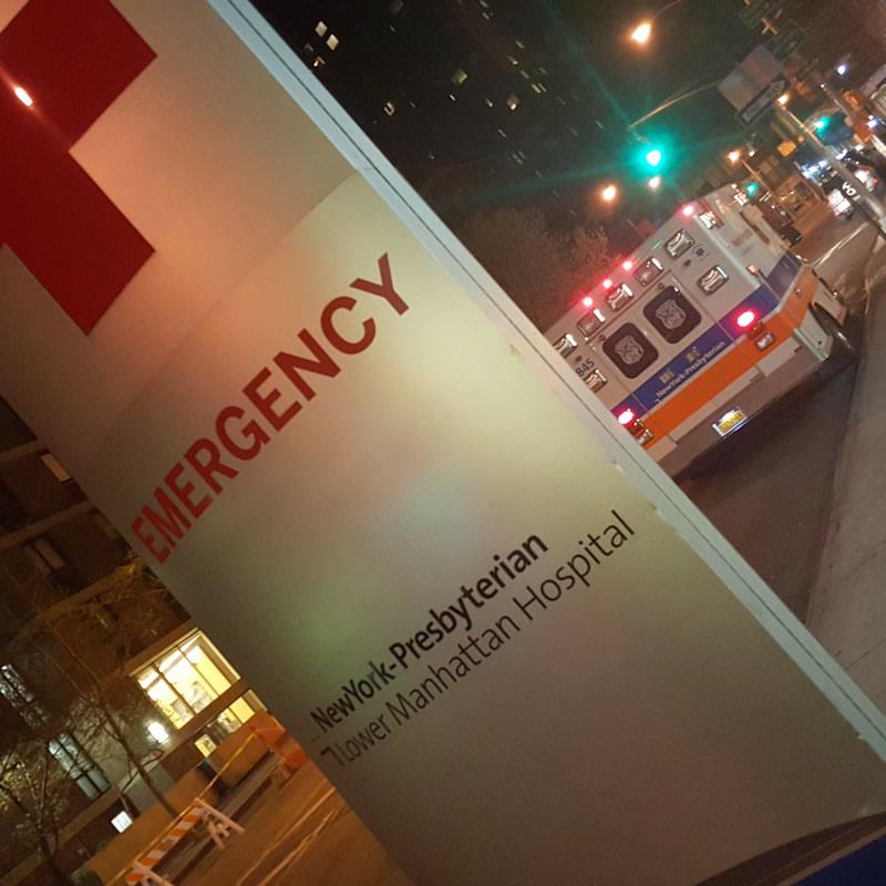 Emergency by MC Krispy E