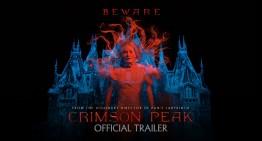 New Crimson Peak Trailers
