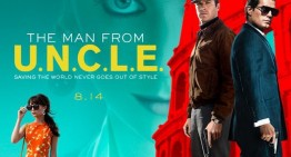 New 'Man From U.N.C.L.E.' Movie Trailer