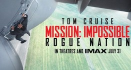New Mission Impossible : Rogue Nation Movie Trailer