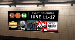 June 11-17 : The Next Stop Is…