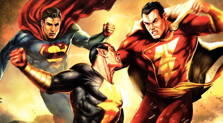 5 Must See DC Animated Movie Fights Part 2