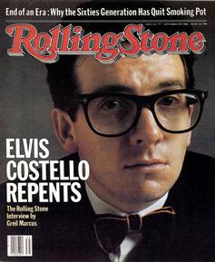 Elvis Costello Rolling Stone