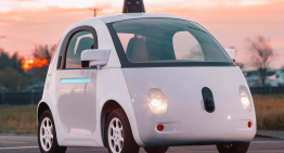 Self-Driving Cars Are Coming to a Street Near You