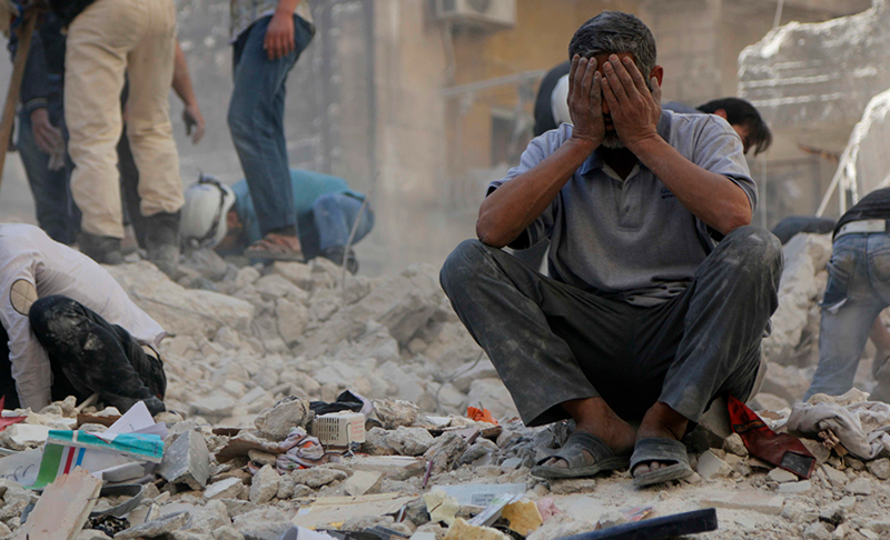 Credit: Hosam Katan/Reuters