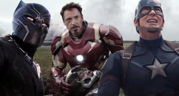 Captain America: Civil War Trailer Reveals Black Panther