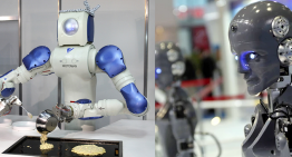 Robots Will Do All The Jobs You Won't