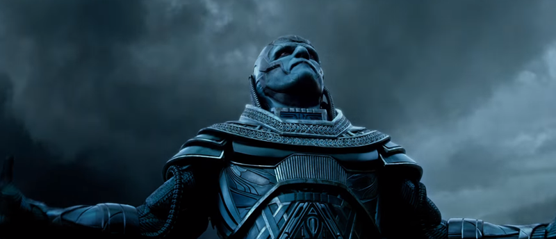X-Men: Apocalypse Trailer with Stills