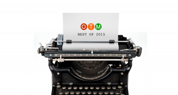 One Track Mine's Top 5 Posts in 2015