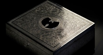 Most hated man on the internet bought Wu-Tang's one-off album