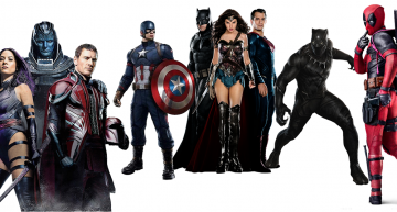 5 Must See Comic Book Movies in 2016