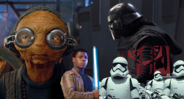 5 Things Wrong with Star Wars: The Force Awakens