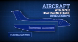 Could a Detachable Cabin Save Lives in a Plane Crash?