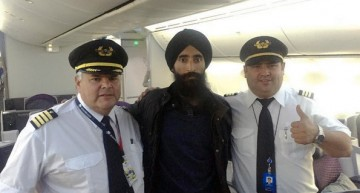 Sikh Actor Is Allowed to Fly Home to U.S. Wearing His Turban