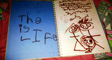Wisdom Of A 6 Year Old: This Is Life