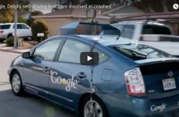 (Video) Google's Self-Driving Car Not Very Good At Umm, Driving.