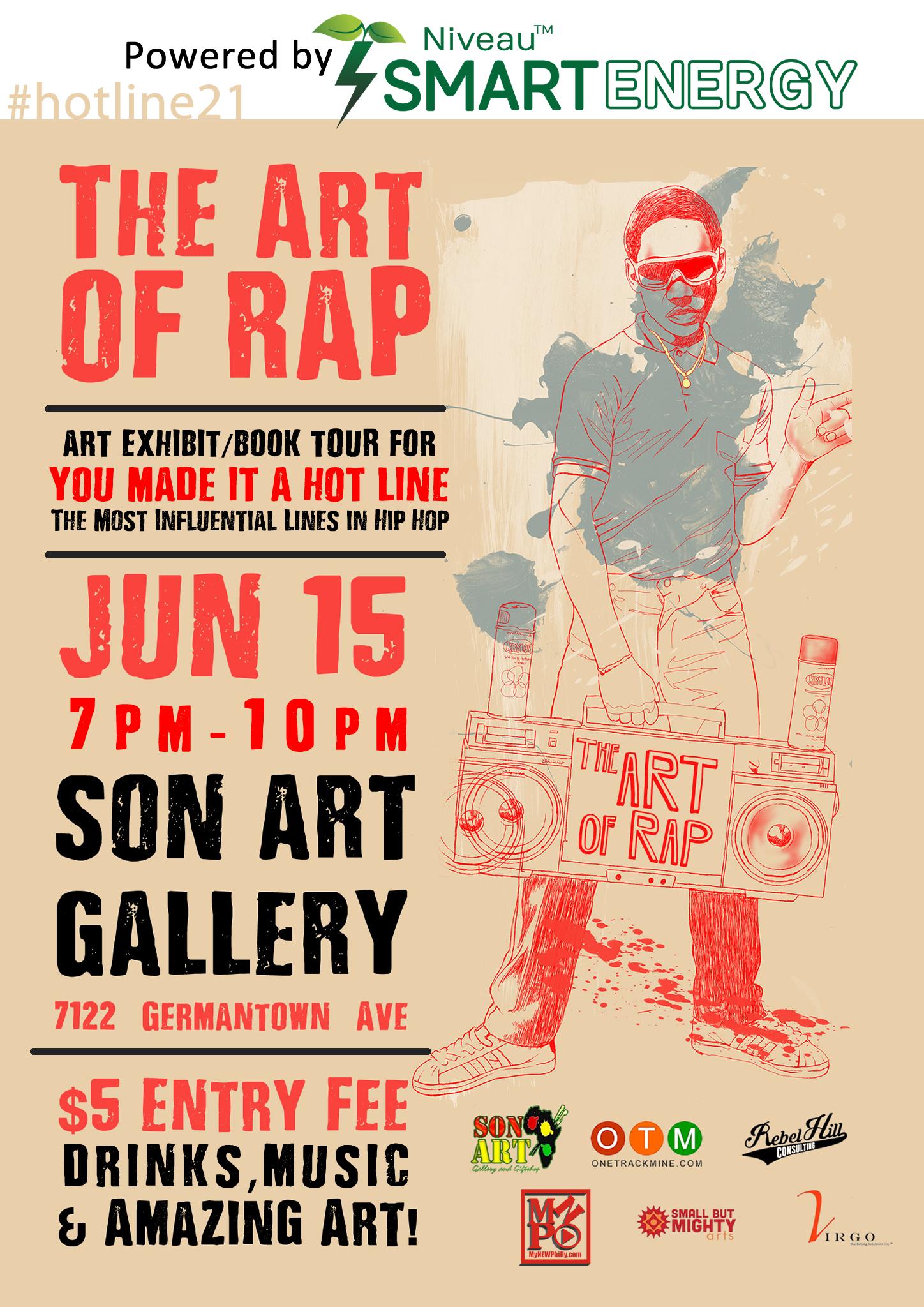 art of rap poster 6