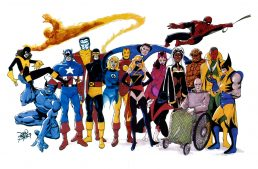 John Byrne and the Stolen Comic Collection