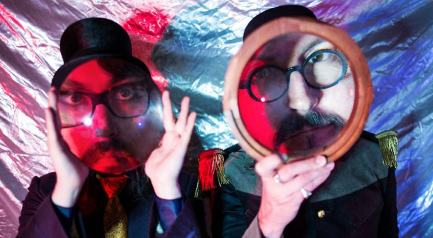 Les Claypool and Sean Lennon Join Forces to Fuck You Up