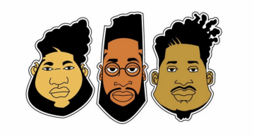 "DE LA SOUL ""and the ANONYMOUS NOBODY"""