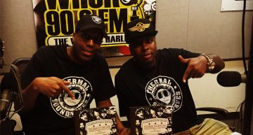 You Made It  A Hot Line Interview: WHCR 90.3FM