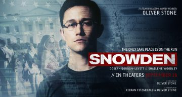 5 Reasons You Must See 'Snowden'