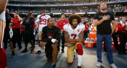 What's Un-American About Colin Kaepernick Not Standing During The Anthem?