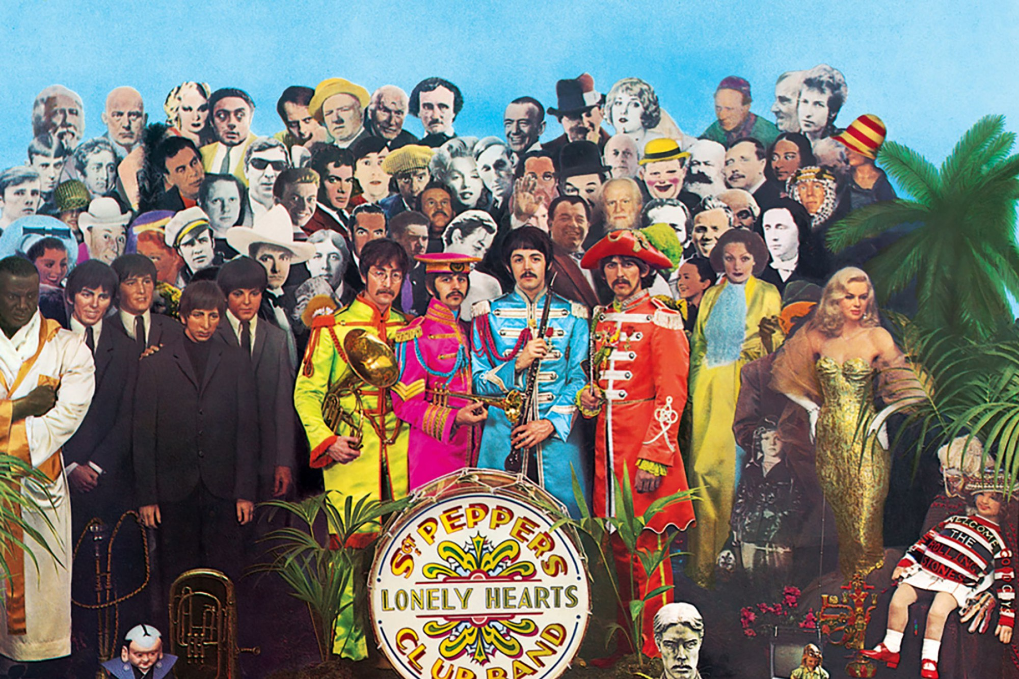 Should You Buy Sgt Pepper S Again One Track Mine